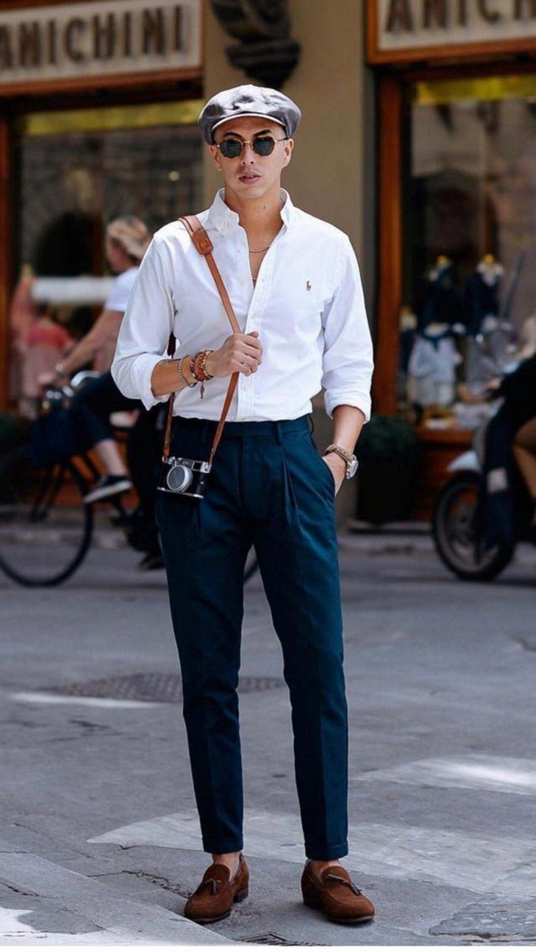 10 Simple Men's Street Styles You Can Copy For Dating