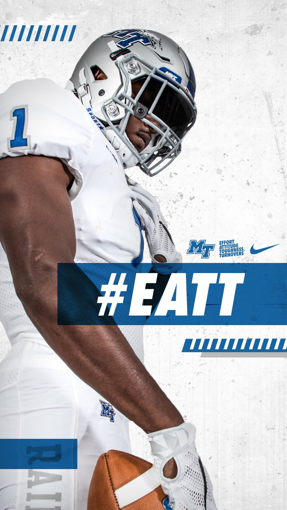 Middle Tennessee Sports design inspiration, Sports