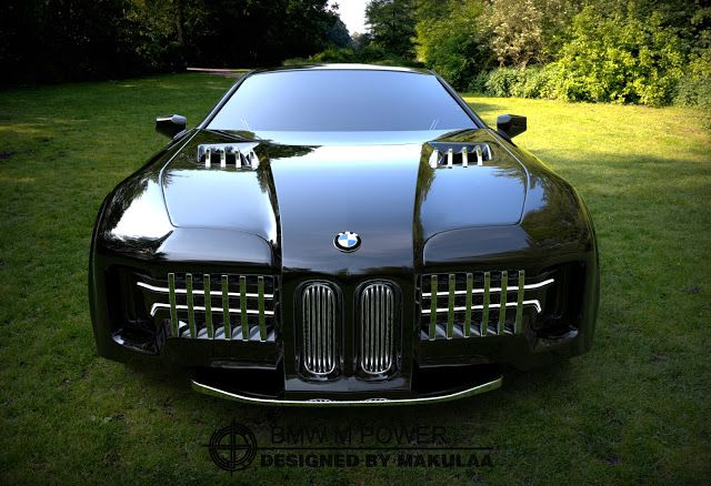 MONGOLIAN CAR Designer By Makulaa MEW BMW M POWER M10