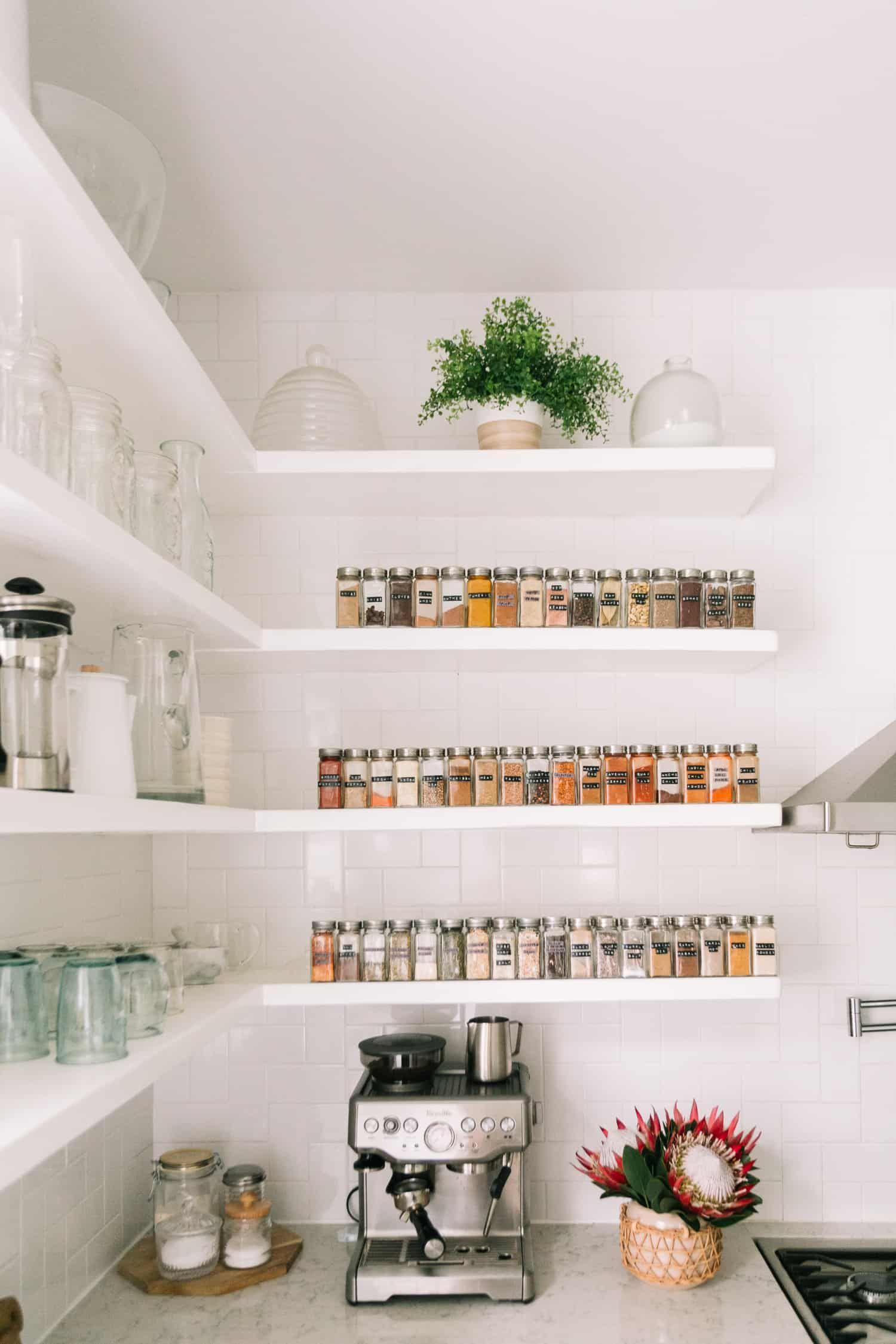 spice collection organization the home edit kitchen design interior design kitchen on kitchen decor organization id=67523