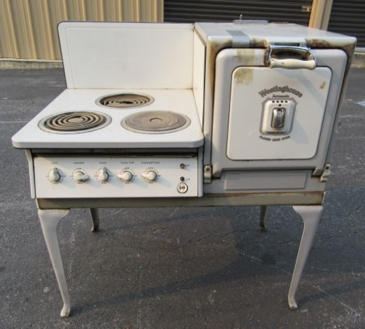 Unrestored Antique Stoves   Vintage Stoves   Antique stove