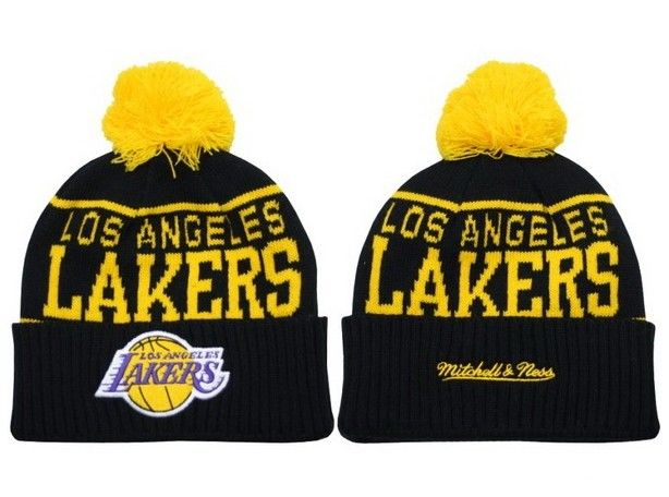 NBA Los Angeles Lakers Beanies  e5be90478cf
