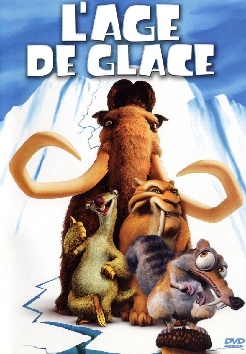 L'Age de Glace (le 1 uniquement!) L'âge de glace, Ere de