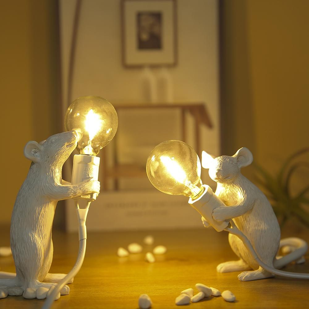 Cool Mouse Led Table Lamp Petting Needs In 2020 Led Table Lamp Table Lamp Lamp