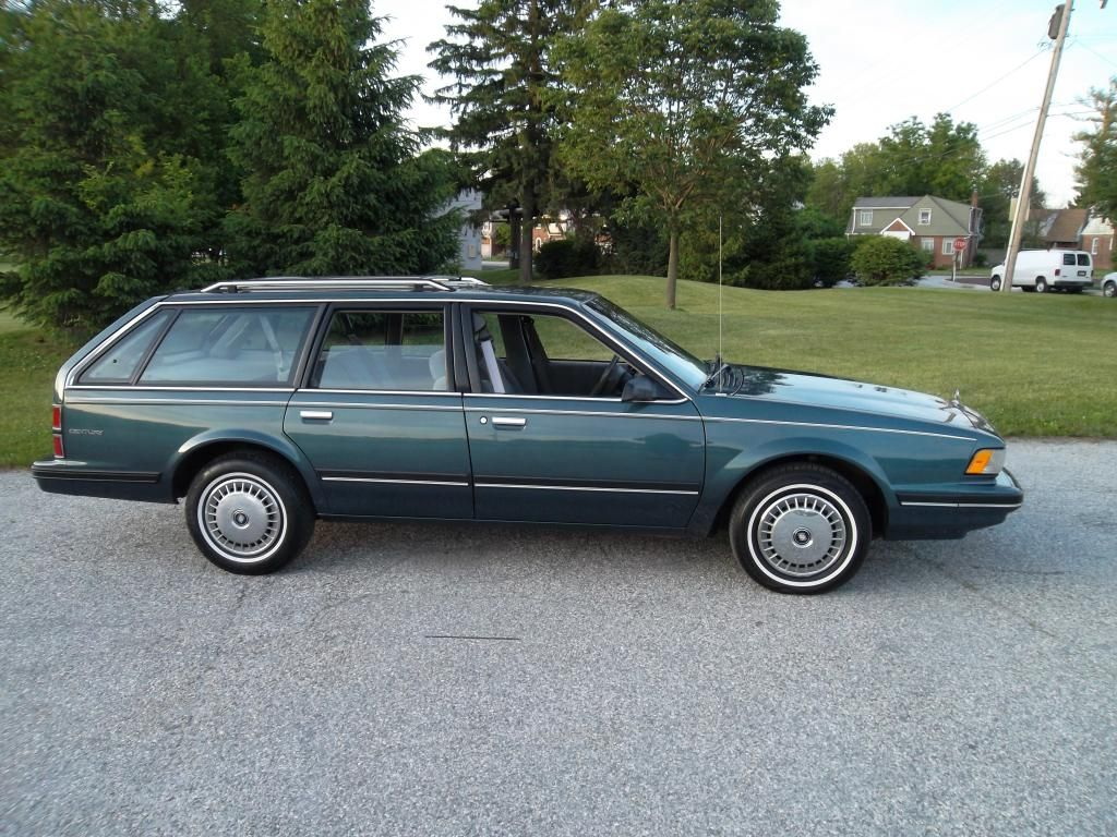 1982 buick century station wagon