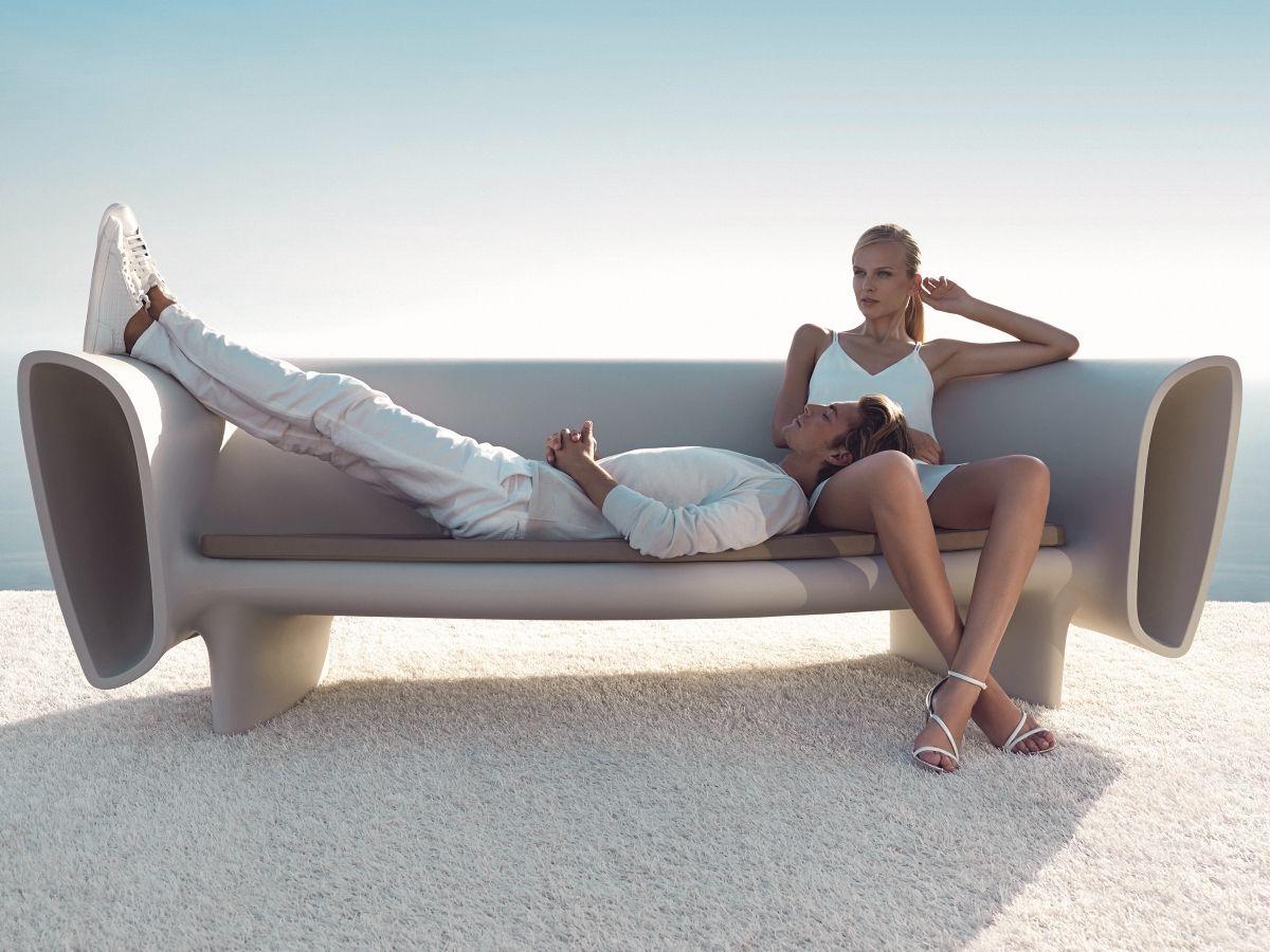Vondom Garten-Sofa Bum Bum kaufen im borono Online Shop   Vondom ...