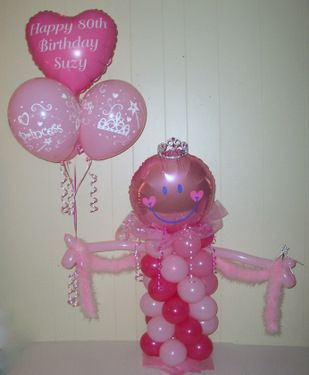 Birthday Balloon Bouquet Delivery Tulsa OK Lets have a party
