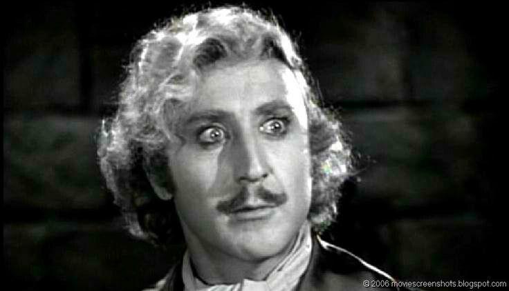 "Gene Wilder was not nominated for ""Young Frankenstein""."
