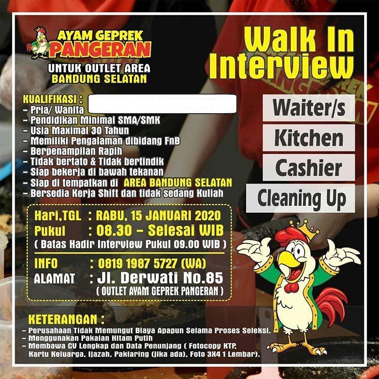 Lowongan Kerja Ayam Geprek Pangeran Bandung Walk In Interview In 2020 Book Cover Comic Book Cover Comic Books