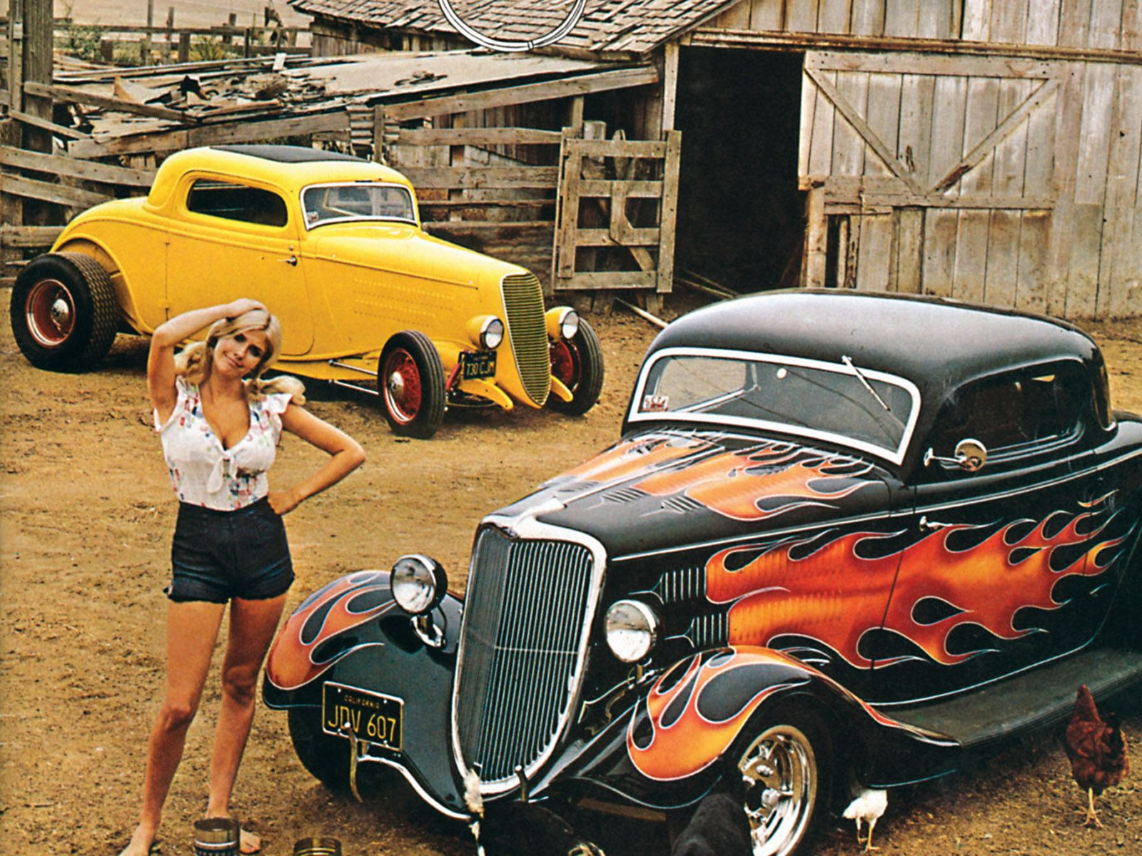 1934-ford-coupes-small.jpg (1600×1200) | Street rods | Pinterest ...