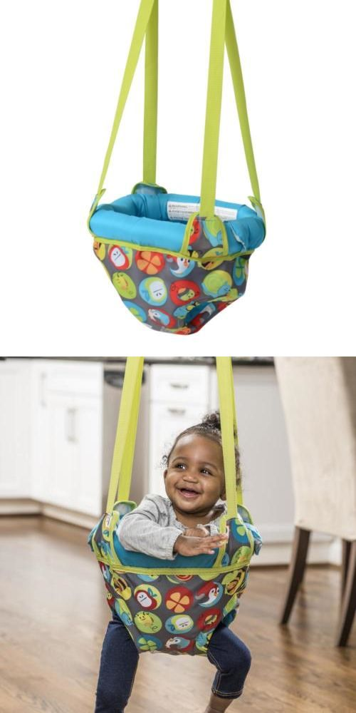 2177f20be803 Baby Jumping Exercisers 117032  Evenflo Exersaucer  Doorway Jumper ...