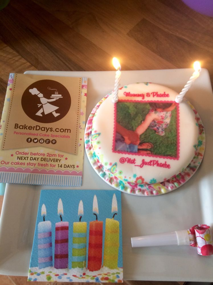 Baker days cake review personalized cakes cake day cake