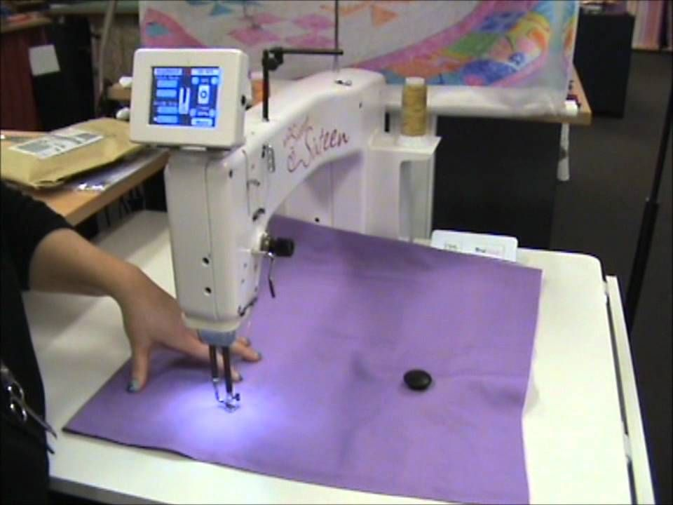 Trustitch Part Two With Michelle Quilt Tutorial Video Handi Quilter Sweet 16 Longarm Quilting Tutorials