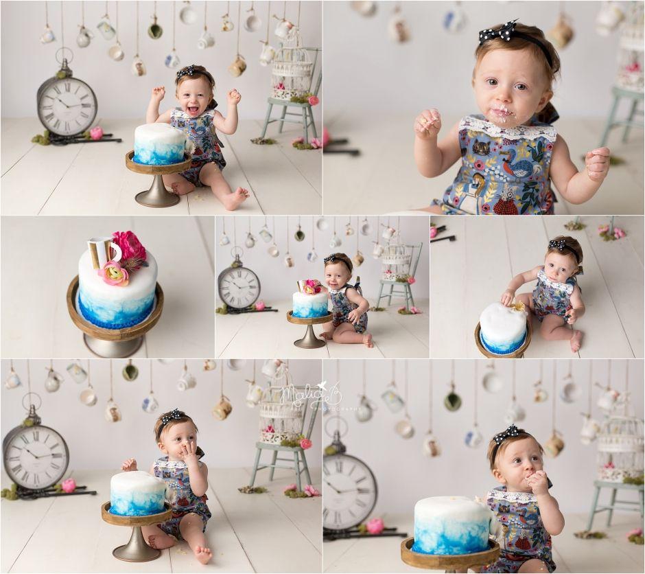 10 Interesting Cake Smashes Donut Smash Ideas For Babies 1st