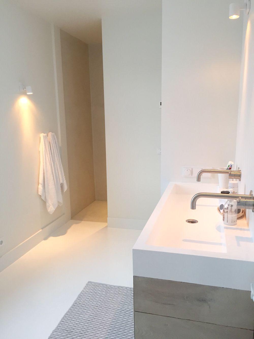 lavabo grande 2 grifos bano padres   Baño   Pinterest   Bath ...