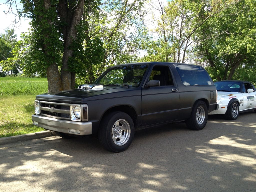 Pin By Charles E On Projects S10 Blazer Chevy S10 American Classic Cars