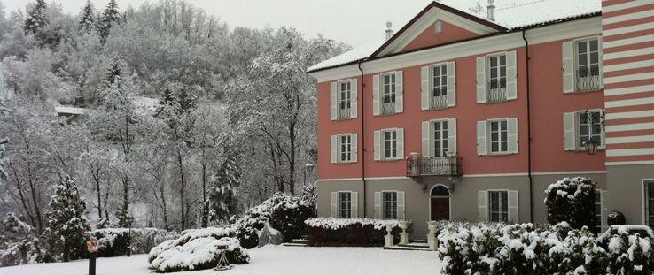 Pin von Castle Hotels & Mansions Europe auf North Italy ...