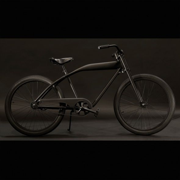 James Beach Cruiser Bikes Boards Limited Edition Los Angeles