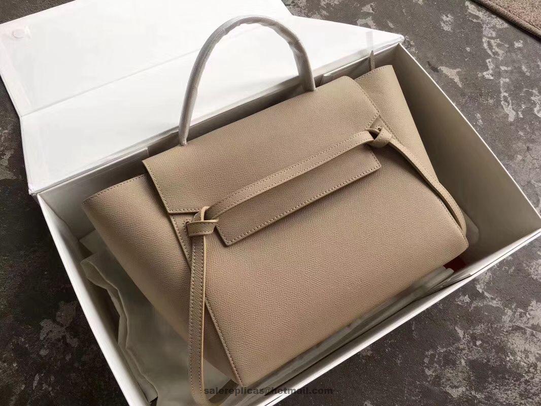 b052be262a31 Celine Mini Belt Bag LIGHT-TAUPE