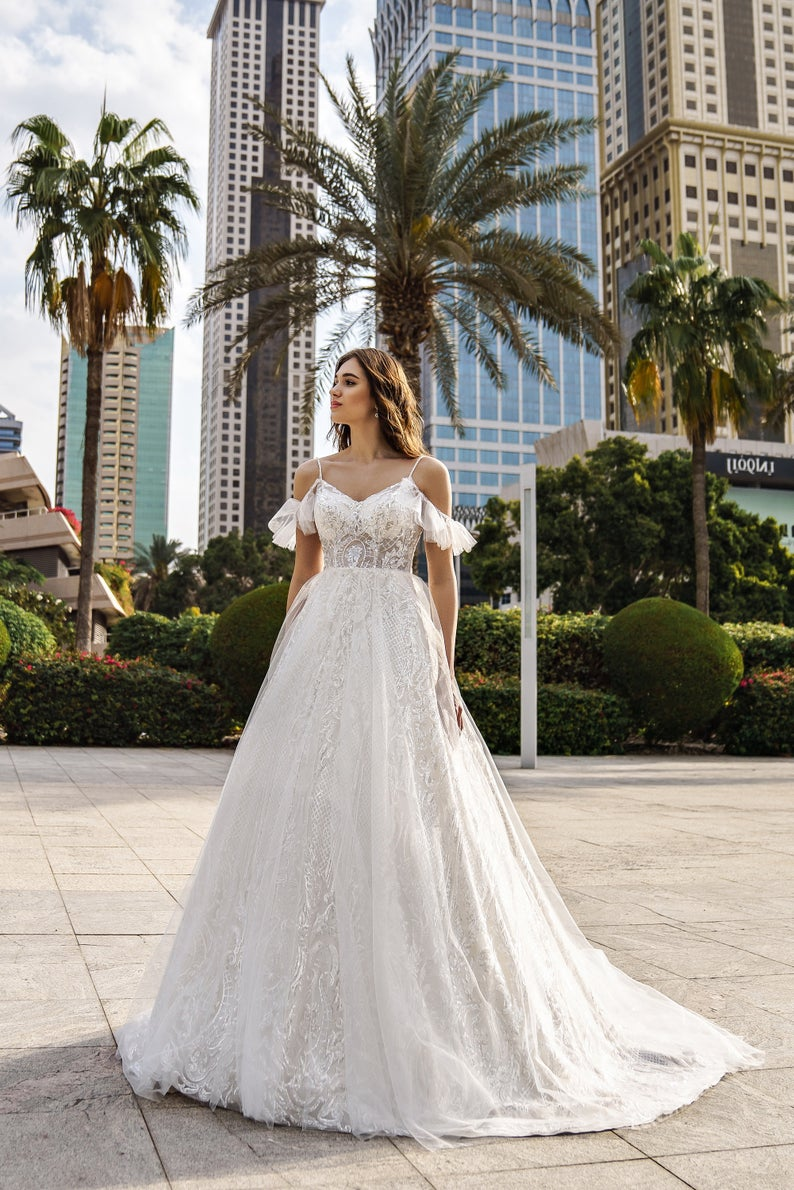 41+ A line wedding dresses ideas ideas