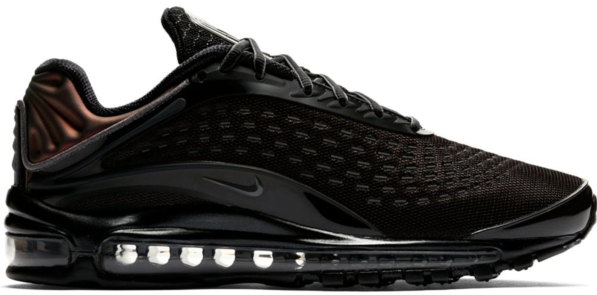 Nike Air Max Deluxe Triple Black Triple Black Nike Nike Air Max