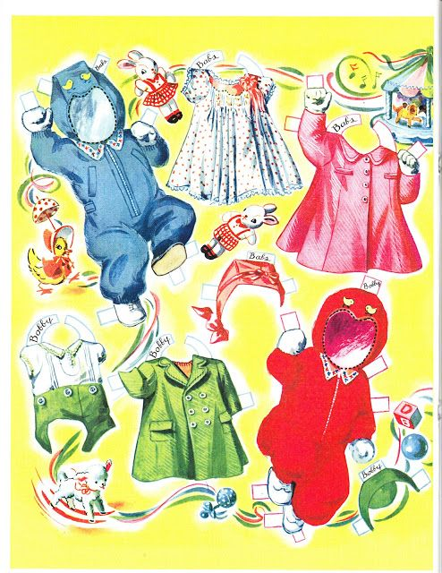 Louise Rumely's Cradle Tots