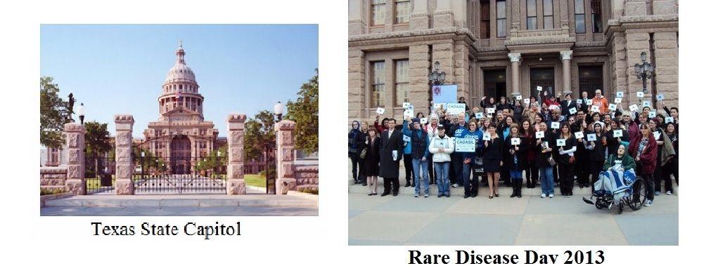 Rare Disease Day 2013 Austin, Texas Rare disease