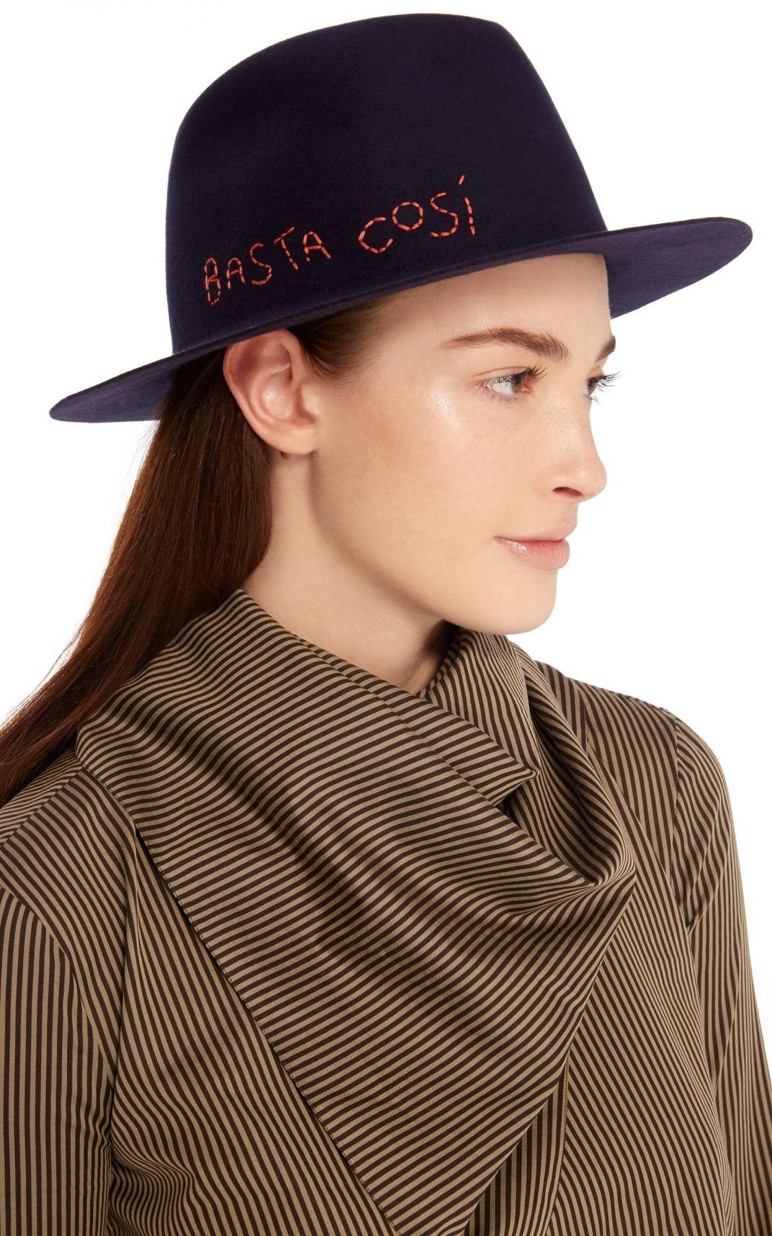Magari Hat by Borsalino x Nick Fouquet  03491912ada8