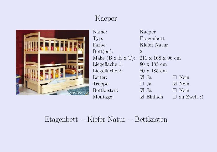 #Etagenbett #Kinderbett #Bett #Kiefer #Bettkasten
