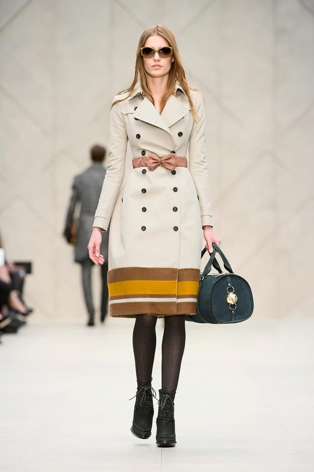 Burberry coat that I discovered while doing research :)