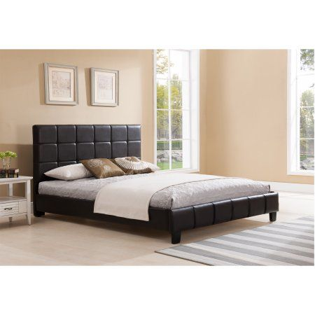 Boraam 95126 Rossington King Headboard, Brown - cabeceras de cama modernas