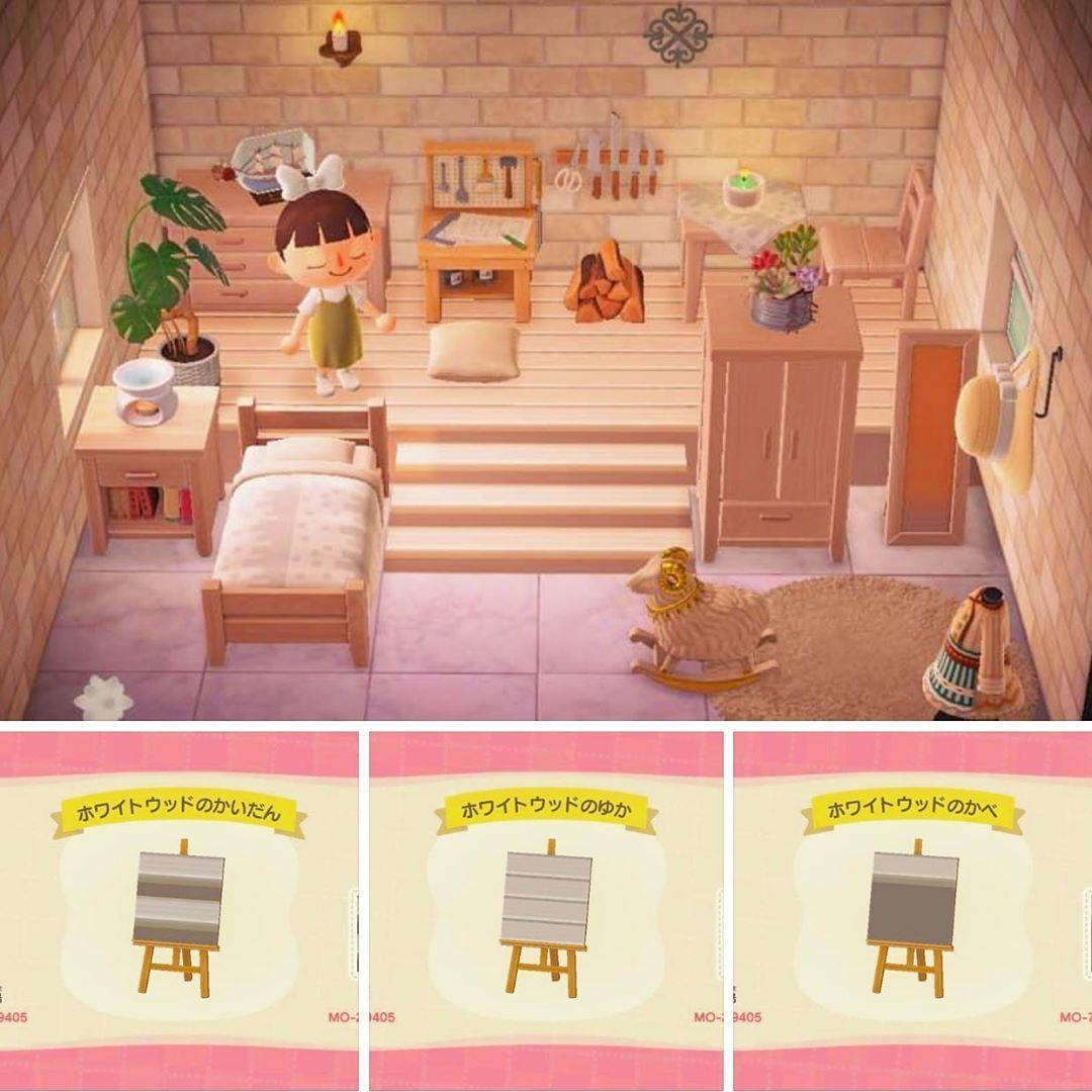 Animal Crossing New Horizon Auf Instagram Soft White Deck Illusion Benutzerdefinierten Pfad Animal Crossing 3ds Animal Crossing New Animal Crossing