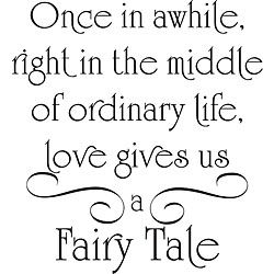 Fairy Tail Love Quotes Love Gives Us A Fairy Tale Cool Quotes  Pinterest  Fairy