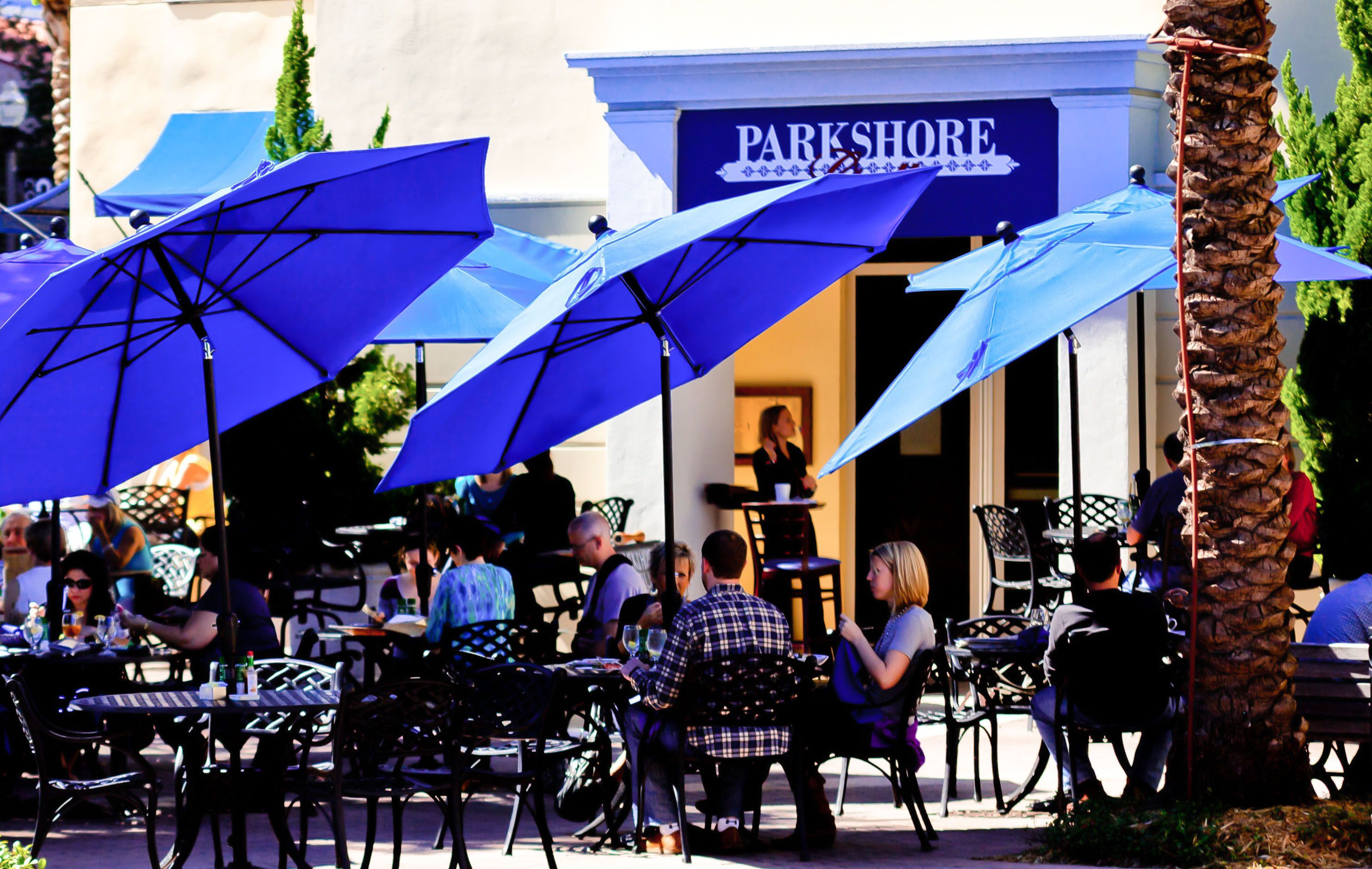 Parks Grill Saint Petersburg Fl Contemporary American Cuisine Fine Food Wine