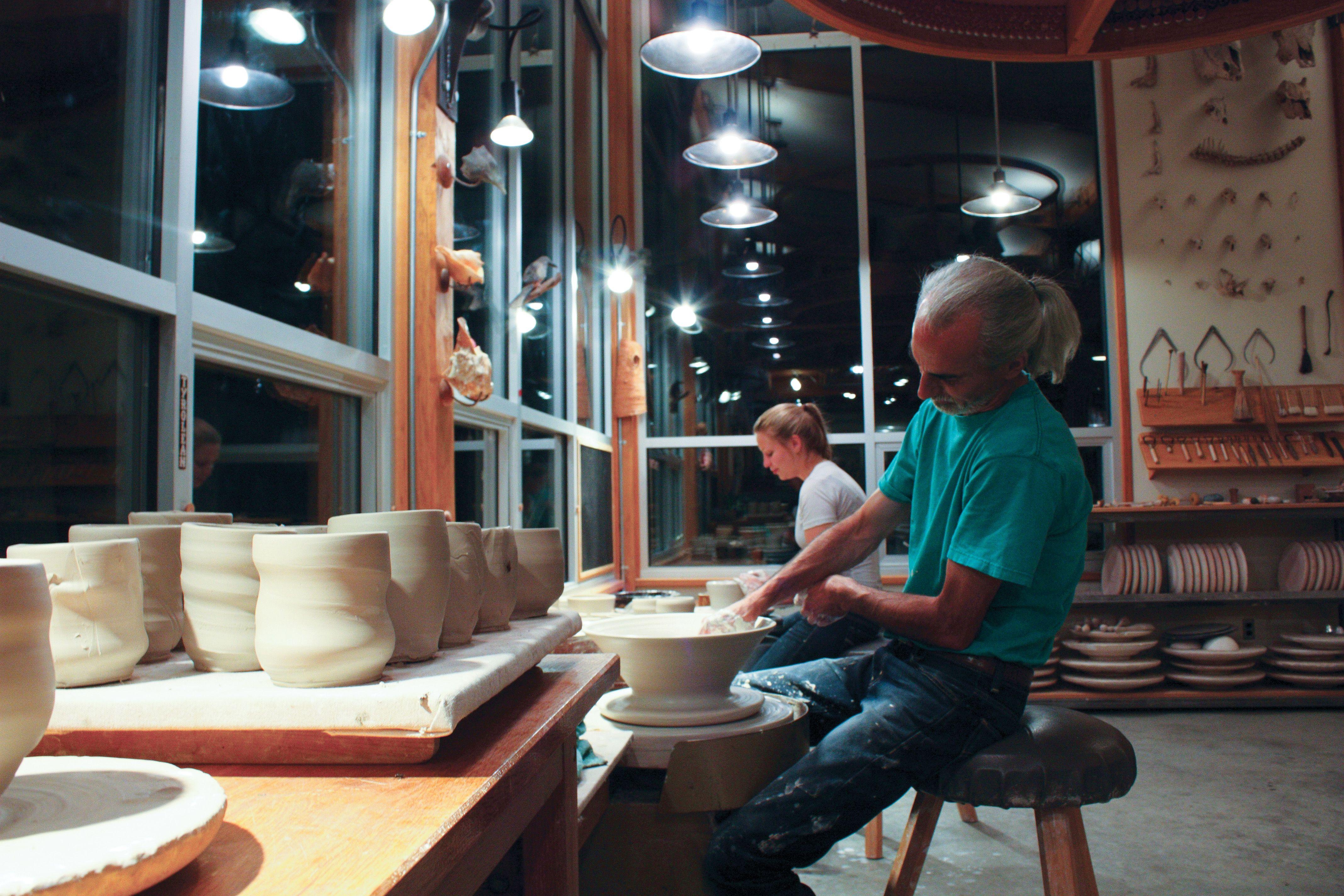 January 2012 ceramic studio ceramics monthly ceramics
