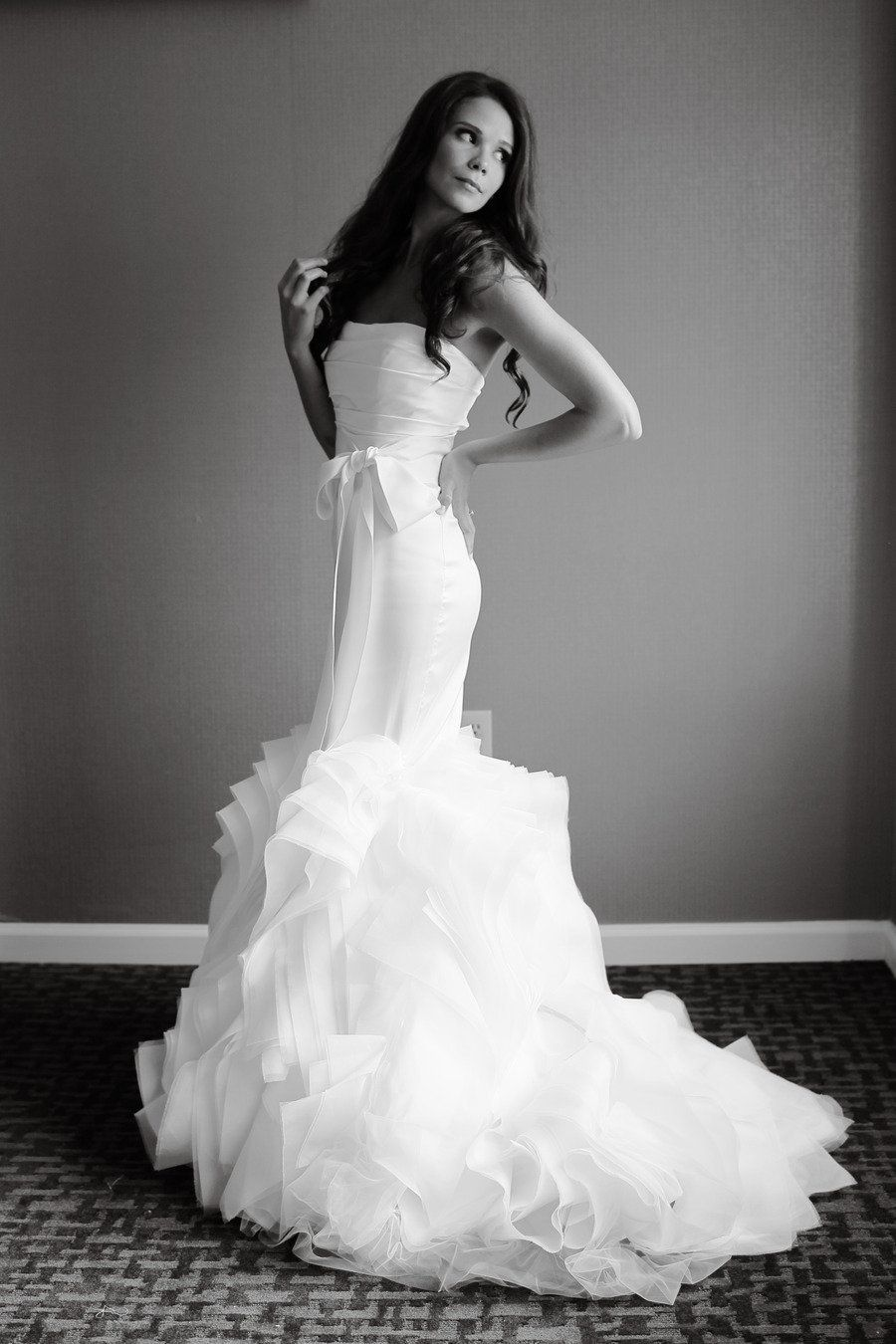Morristown, New Jersey Wedding from Vanessa Joy Photography | Gowns ...