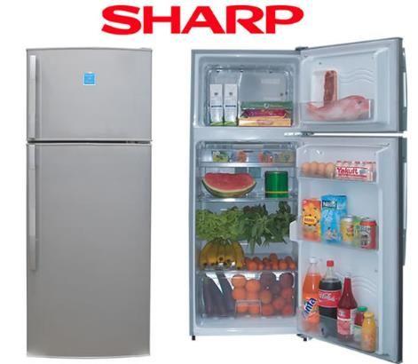Daftar Harga Kulkas Sharp 2 Pintu Terbaru Kulkas Pintu