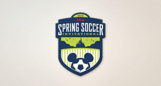 Disney Soccer 2013 logo
