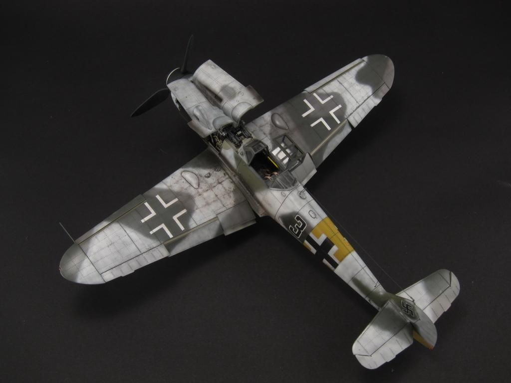 1/48 Bf 109G-6 Eduard - Ready for Inspection - Aircraft ...