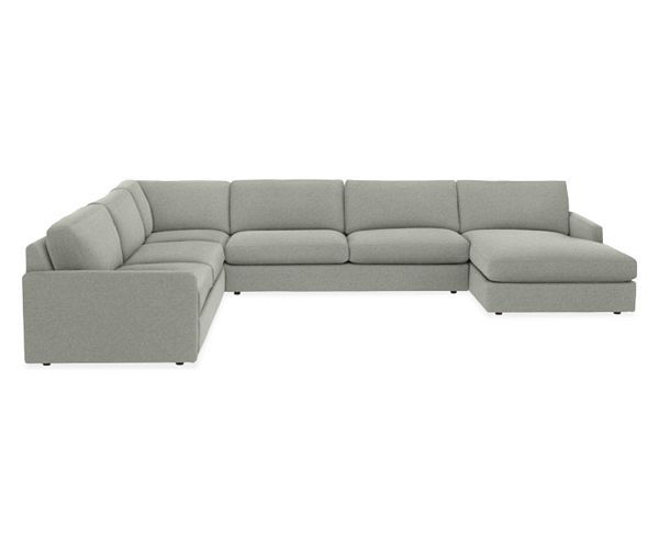 $4,846 Easton Sectionals - Sectionals - Living - Room & Board