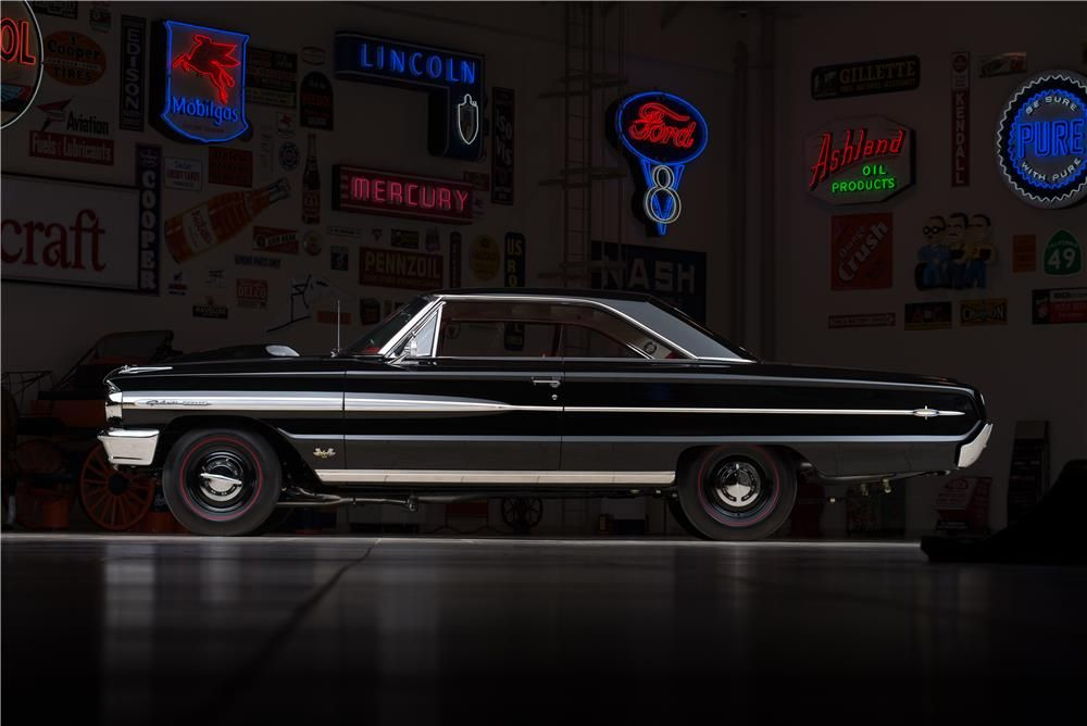 1964 Ford Galaxie 500 Xl 2 Door Hardtop Barrett Jackson Auction Company World S Greatest Collector Car Auctions Ford Galaxie 500 Ford Galaxie Galaxie