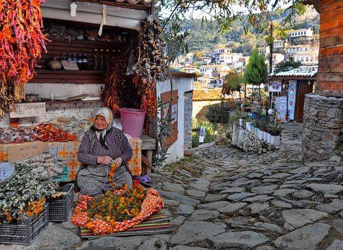 Panoramio - Photos by Fikret Okan > Şirince