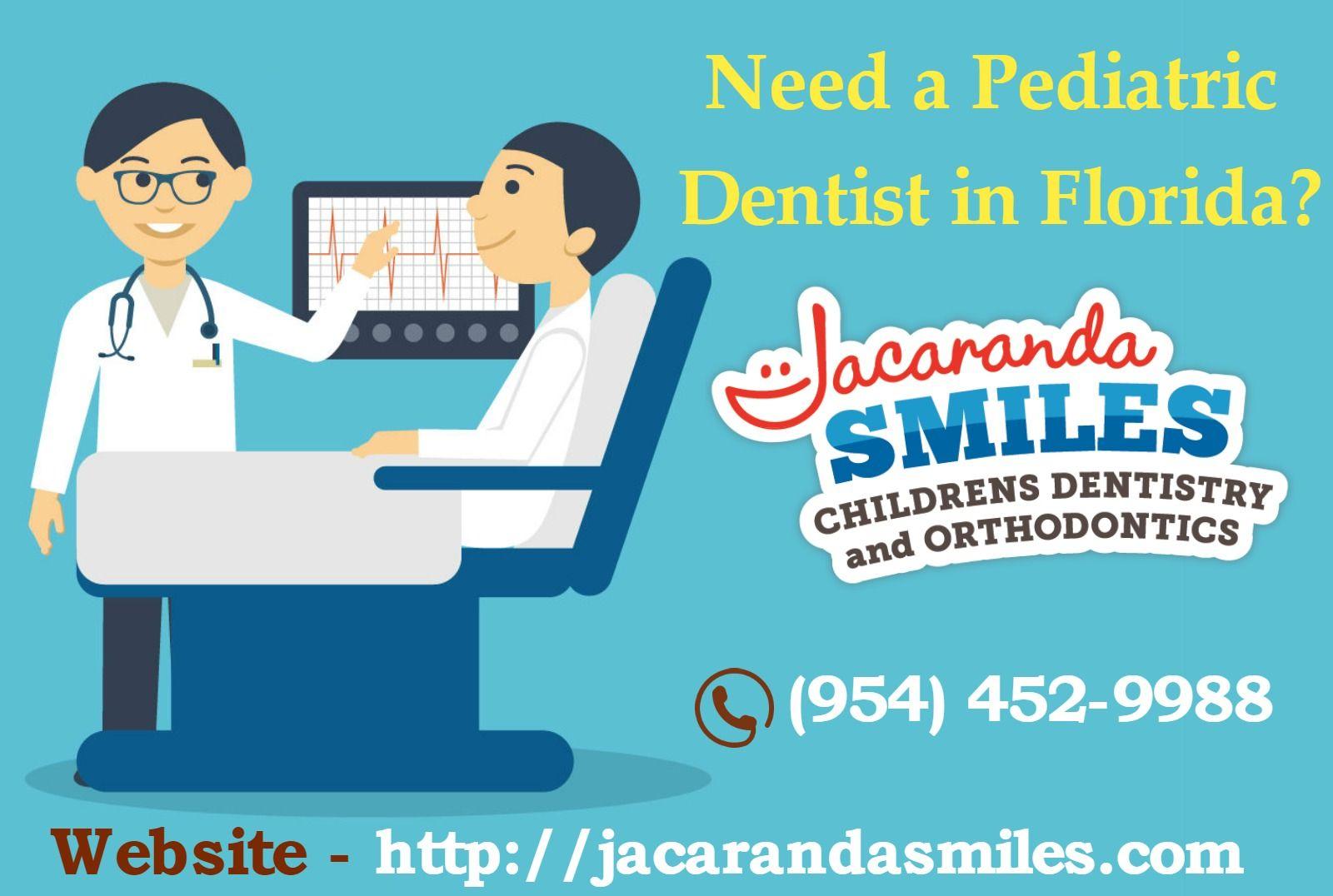 Need a Pediatric Dentist in Florida? Kids dentist