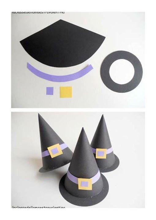 Sombrero bruja  halloween  8576d290982
