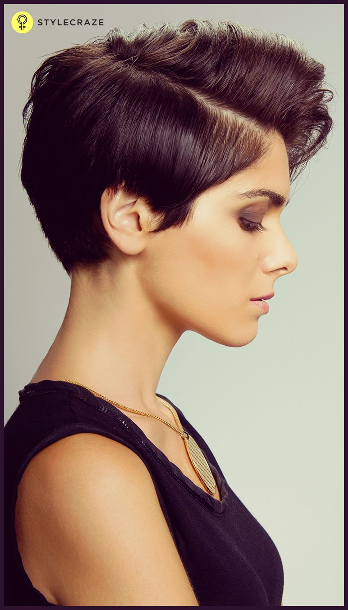 Short Punk Hairstyles Custom 10 Funky Short Punk Hairstyles You Can Try Right Now  Punk Rock