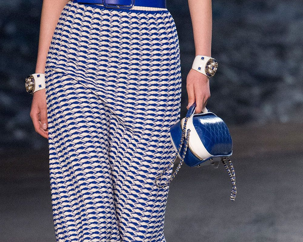 b645eb75a3dc Chanel's Cruise 2019 Collection Takes to the High Seas with Plenty of  Nautical-Themed Bags - PurseBlog