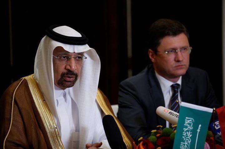 السعودية وروسيا تتفقان على تمديد خفض إنتاج النفط حتى مارس 2018 Reuters السعودية وروسيا تتفقان على تمديد خفض إنت Saudi Arabia Russia Oils
