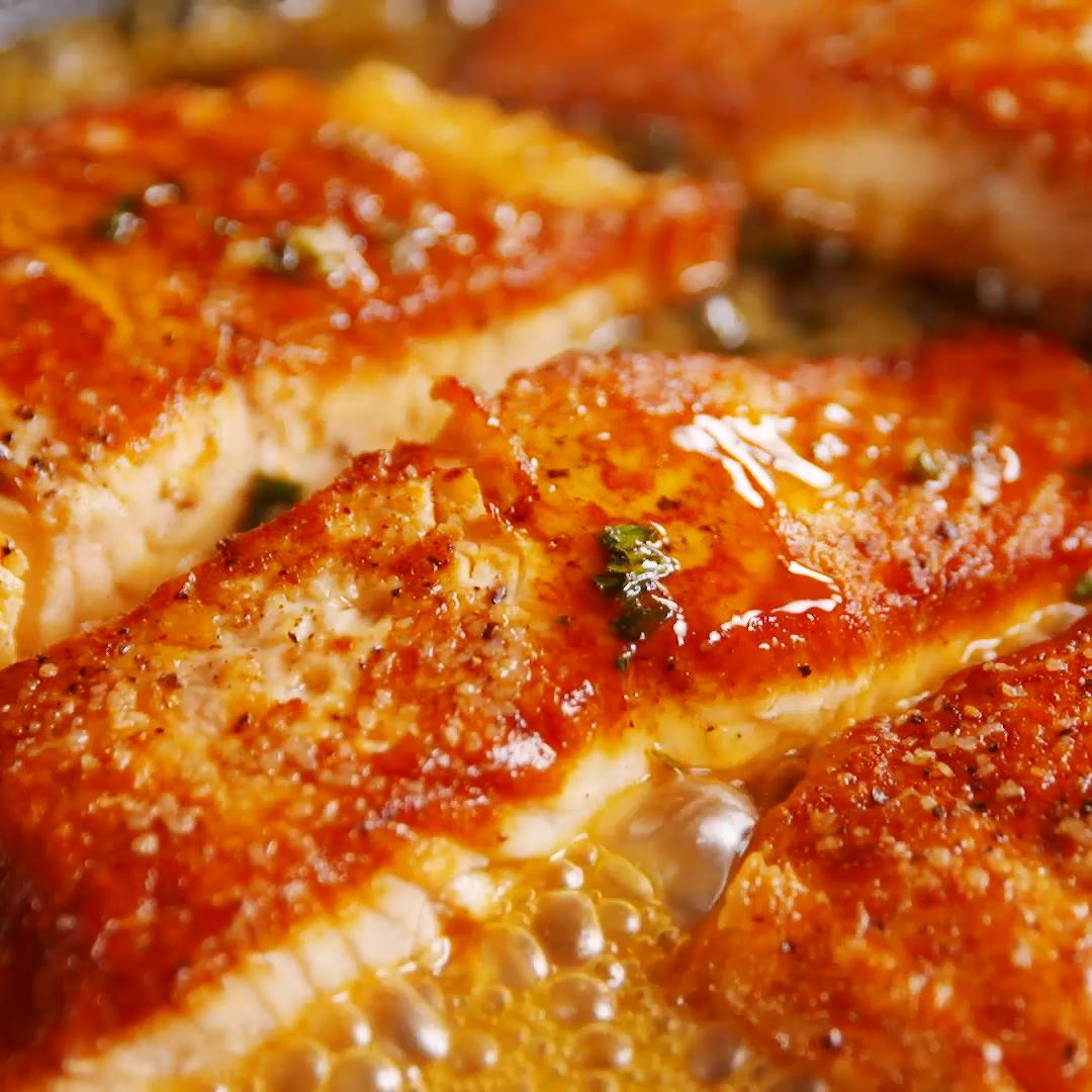 Photo of Cilantro Lime Salmon
