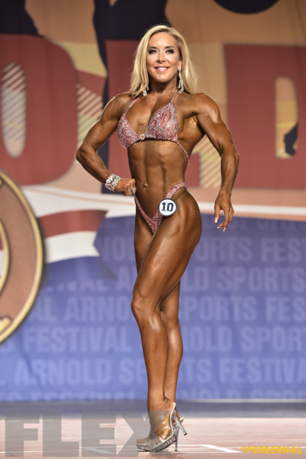 Ryall Graber - Fitness International - 2016 Arnold Classic