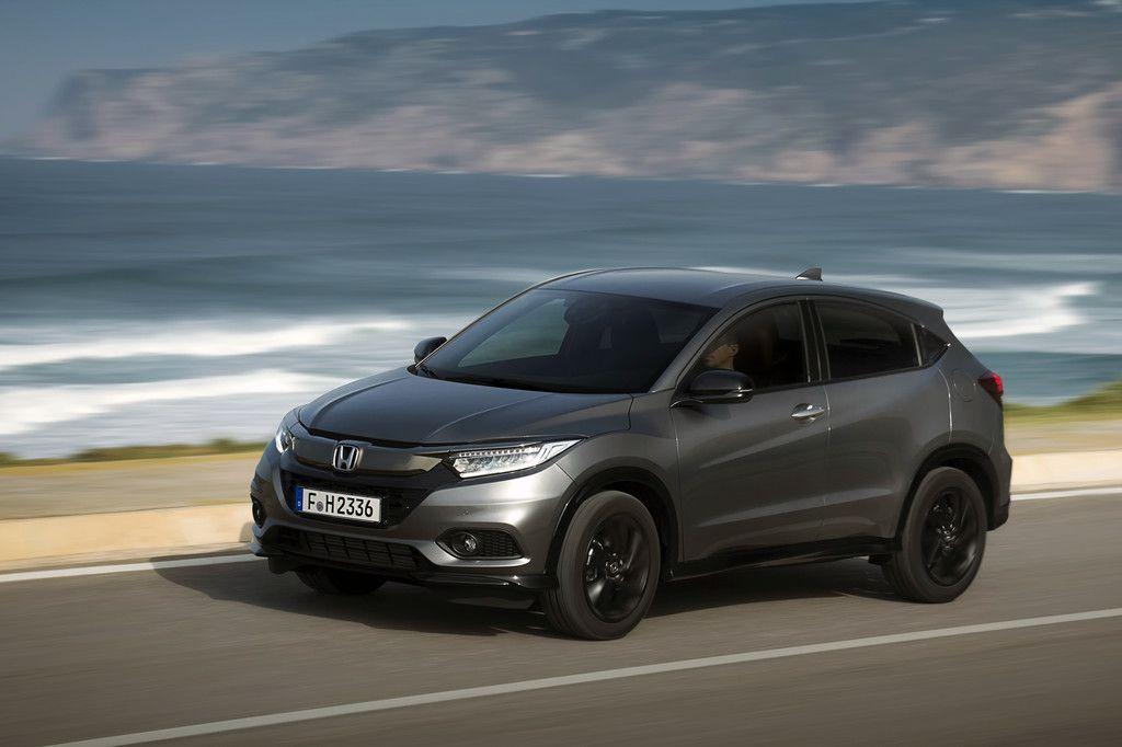 Probamos el Honda HRV Sport 2019 un SUV deportivo que